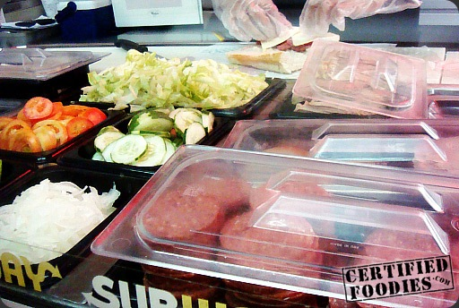 Subway - toppings part 2 - CertifiedFoodies.com