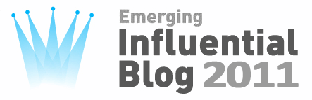 Top 10 Emerging Influential Blogs for 2011