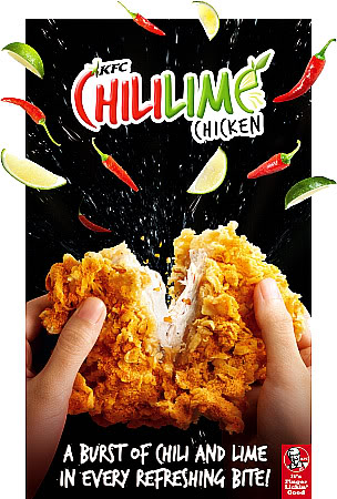 Kfc Chili Lime Chicken
