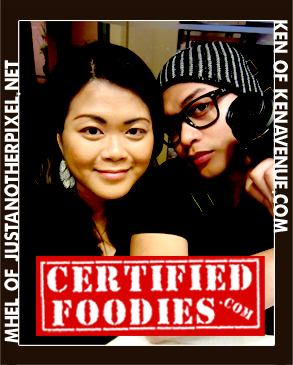 Certified Foodies - A food blog by siblings Mhel and Ken