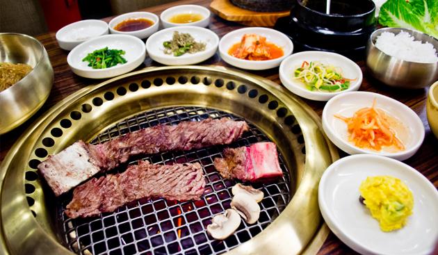 Sariwon Korean Restaurant in Bonifacio High Street
