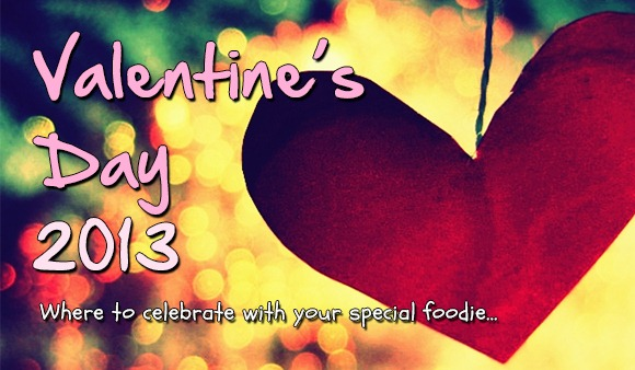Where to celebrate Valentine's Day 2013 in Metro Manila