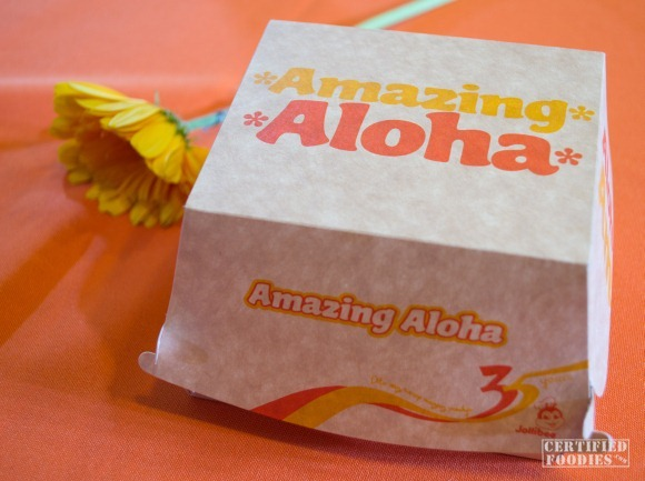 Jollibee's Amazing Aloha Burger is BACK for real!