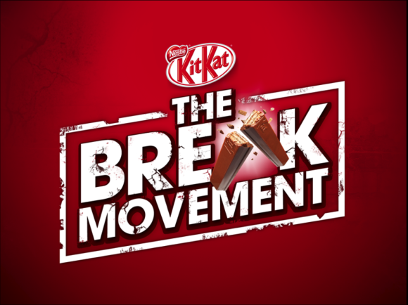 Kit Kat The Break Movement