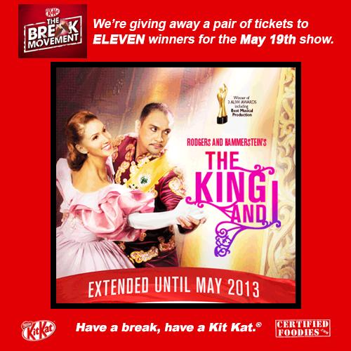 KitKat-King and I