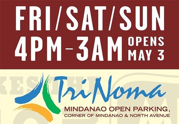 Mezza Norte schedule -  night market in Quezon City