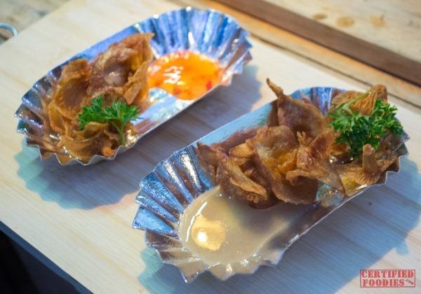 Ping Gu Mushroom Fries