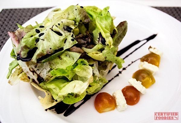 The Cake Club - GM Salad
