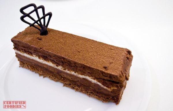The Cake Club's Le Royale cake