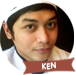 Ken Ignacio of Certified Foodies