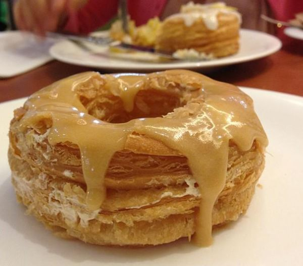 Cafe France's French Donut - cronut