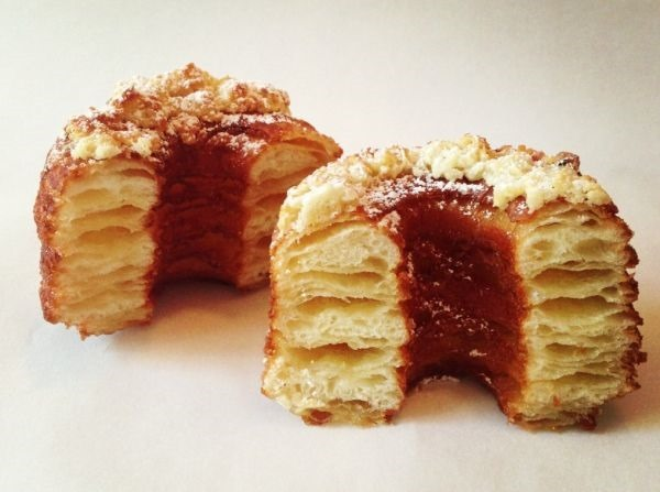 Cronuts by Chef Dominique Ansel