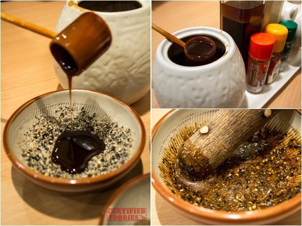 How you make your own Yabu katsu sauce
