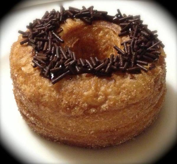 L'Entrecote Manila's cronut