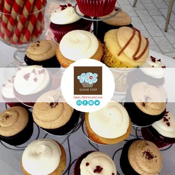 Sugar Stop cupcakes