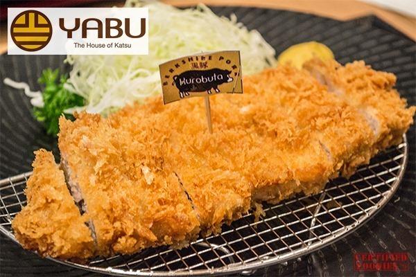 Yabu - An Extraordinary Katsu Experience