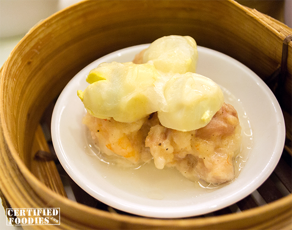 how to make dim sum steamed rice