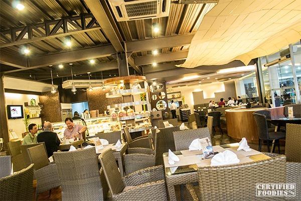 Dolcelatte Cafe at Quezon Avenue in Quezon City