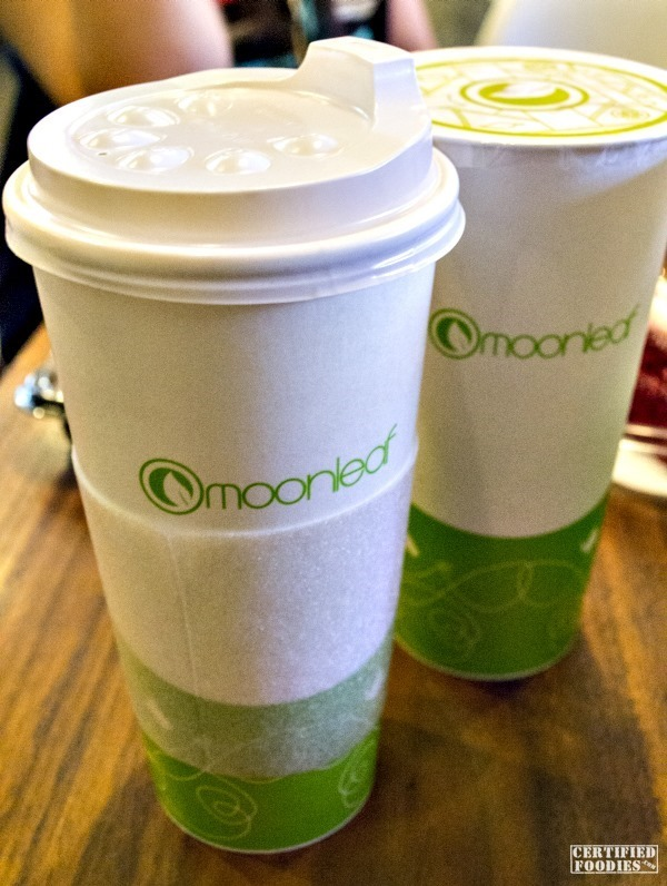 Moonleaf Tea Shop Milk Teas