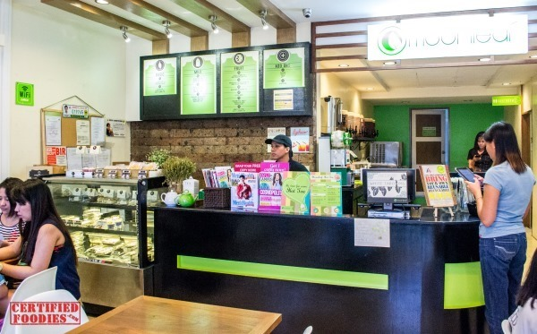 Moonleaf Tea Shop at Maginhawa Street