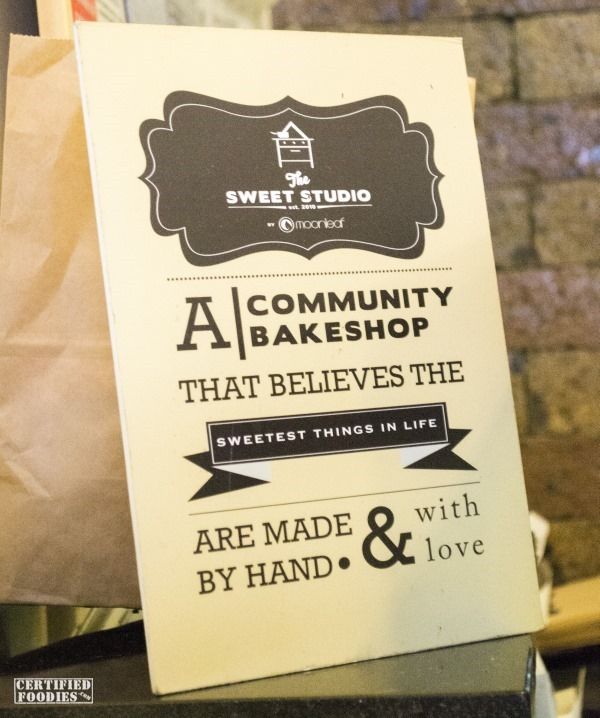 Moonleaf Tea Shop's community-centric bakeshop - Sweet Studio