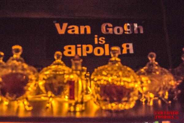 Van Gogh is Bipolar at Maginhawa Street