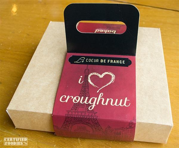 Le Coeur de France croughnuts