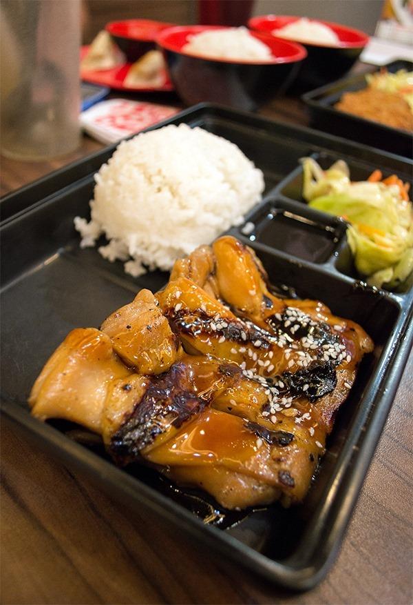 Tokyo Tokyo Best Chicken Teriyaki