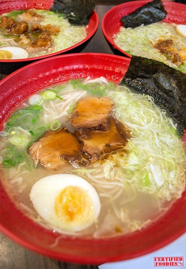 Tokyo Tokyo Braised Pork Ramen