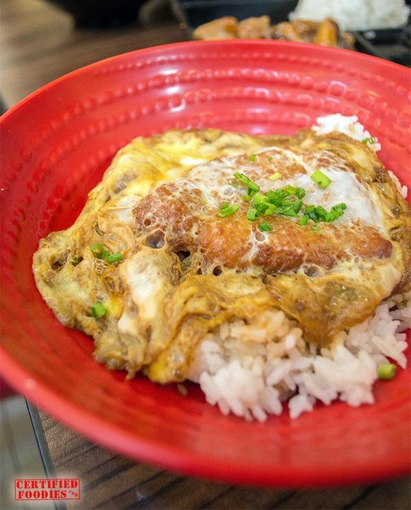 Tokyo Tokyo Pork Katsudon