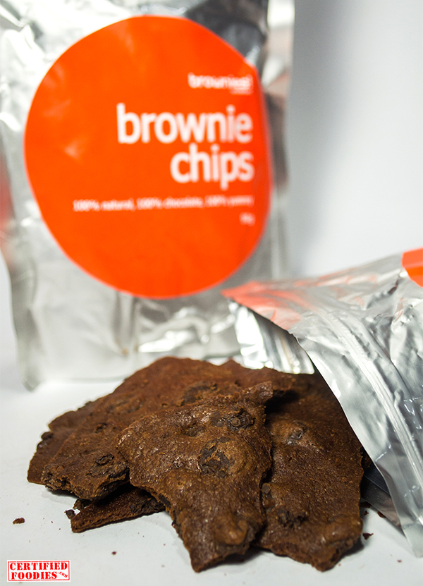 Brownie Chips from Brownies Unlimited