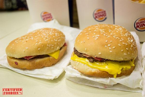 Burger King BK Stacks - Boss and Dude