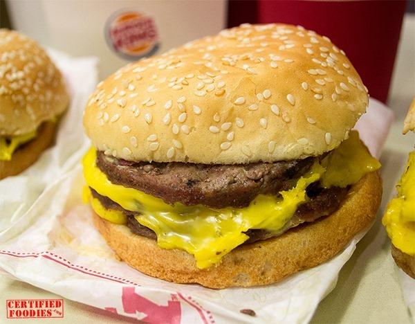 Burger King Chief BK Stack