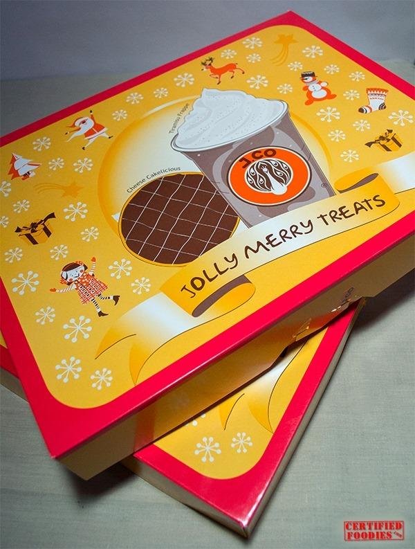 J.CO Donuts Jolly Merry Treats
