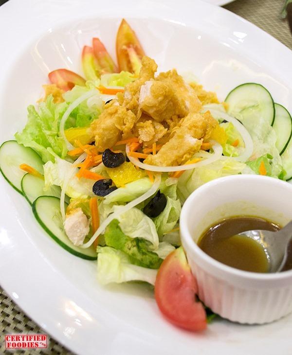 Koko Buri Oriental Express salad