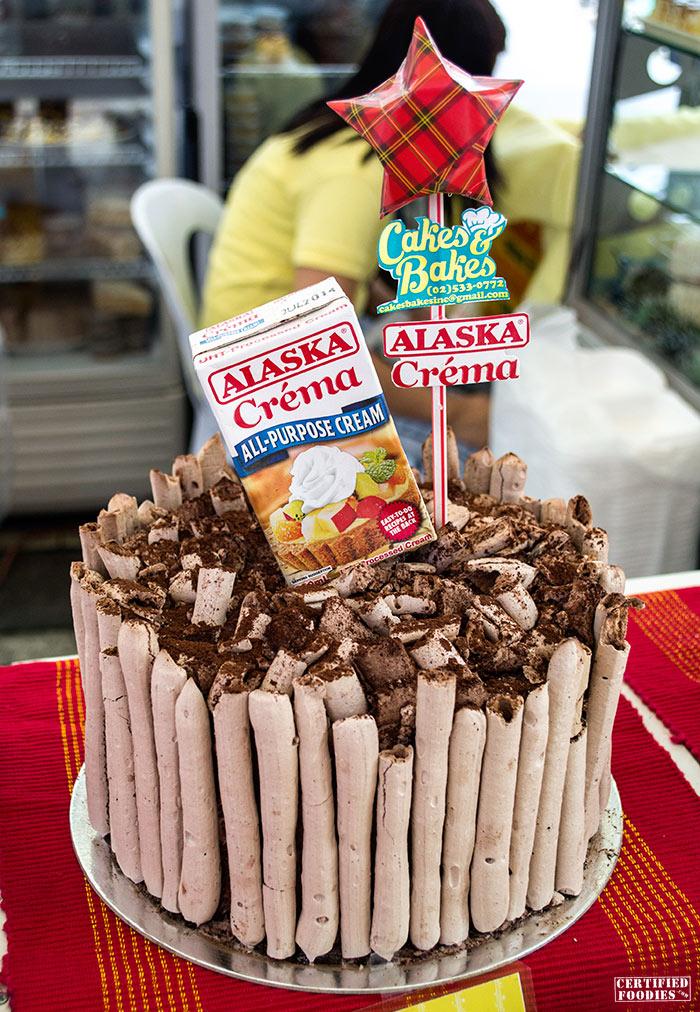 Sonia's Cakes & Bakes Choco Mousse Meringue