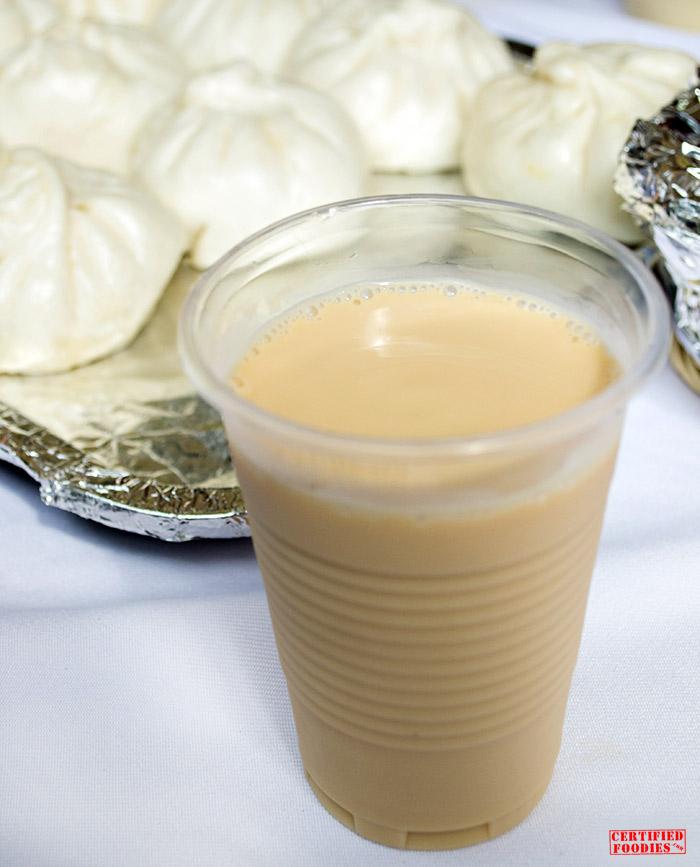 Suzhou Dimsum's Milk Tea Naicha at Merry Cremas Food Bazaar