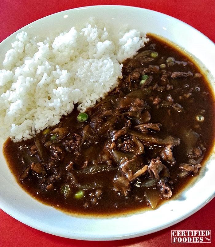 Hayashi Rice from OZEN