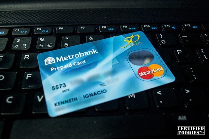 Metrobank Prepaid Card - Mastercard