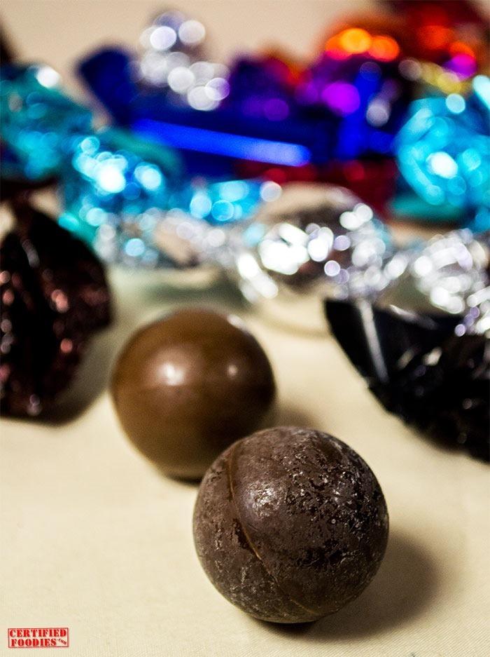 Villa del Conte's Praline balls