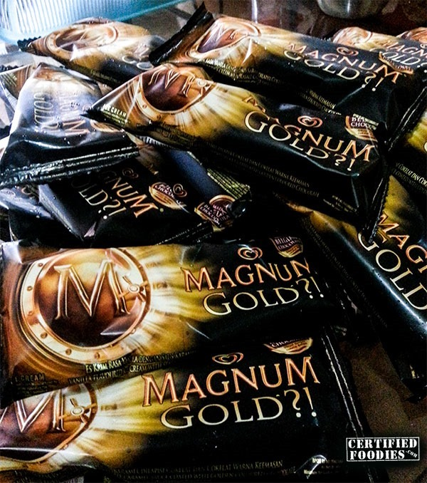 Magnum Gold - our pot of gold