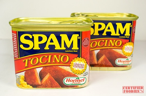 Have you tasted SPAM Tocino