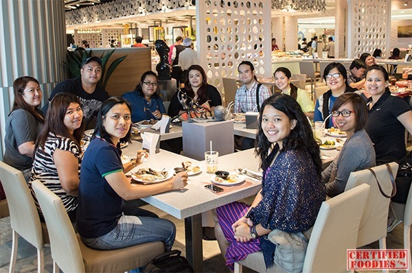 The Burp Society at Vikings SM Megamall