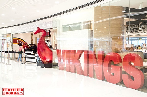 Vikings Buffet in SM Megamall Mega Fashion Hall