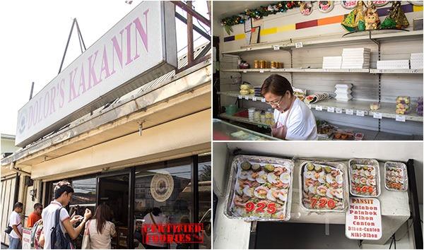 Dolor's Kakanin in Malabon