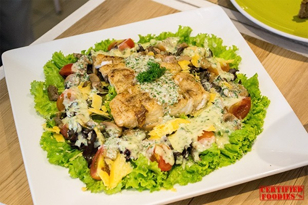 Fish Salad from Cups and Cones Malabon