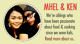 About Mhel and Ken of Certified Foodies
