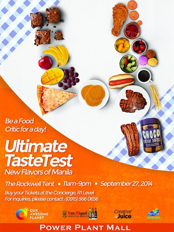 4th Rockwell Ultimate Taste Test