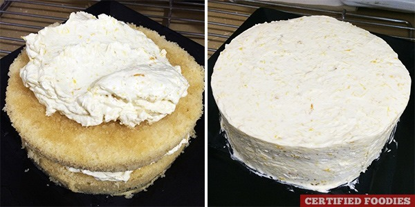 Frosting the Whole Cake