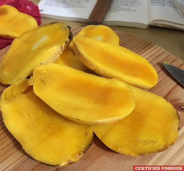 Mangoes for the Cake